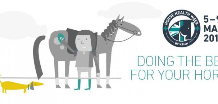 """Horse Health Week: """"Robiąc wszystko co najlepsze dla Twojego konia"""""""